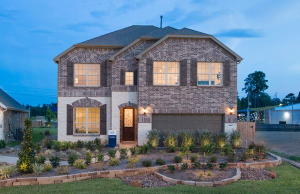 New Homes in Mansfield, TX