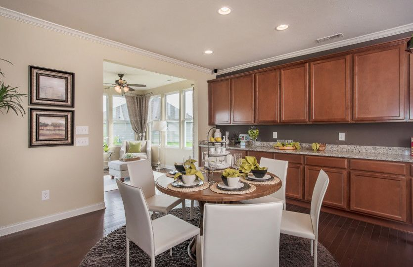 Kitchen featured in the Amberwood By Pulte Homes in Louisville, KY