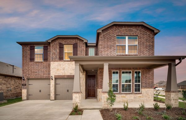 New Homes in Northlake, TX