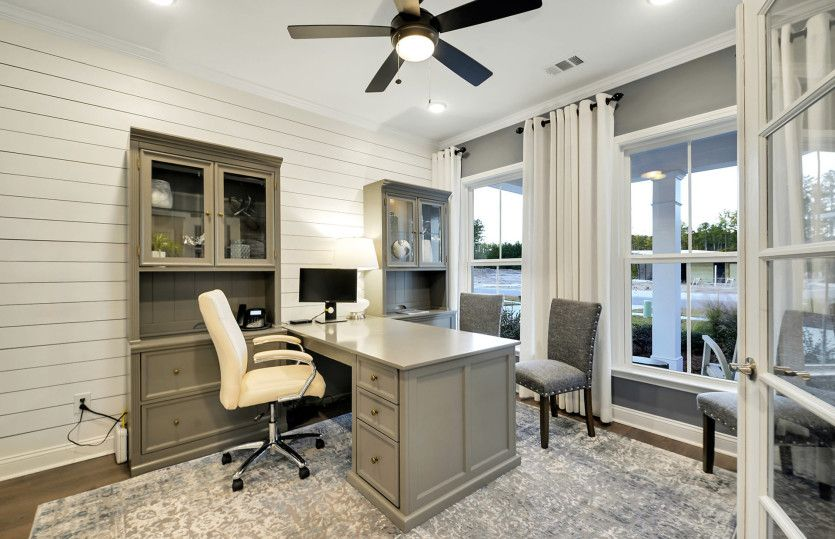 Living Area featured in the Martin Ray By Pulte Homes in Savannah, GA