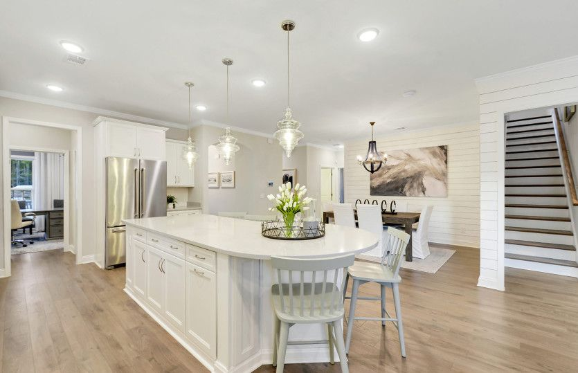 Kitchen featured in the Martin Ray By Pulte Homes in Savannah, GA