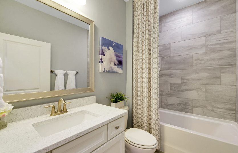 Bathroom featured in the Martin Ray By Pulte Homes in Savannah, GA