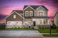 Greystone by Pulte Homes in Indianapolis Indiana