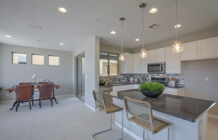 Kitchen featured in the Agave By Pulte Homes in Santa Fe, NM