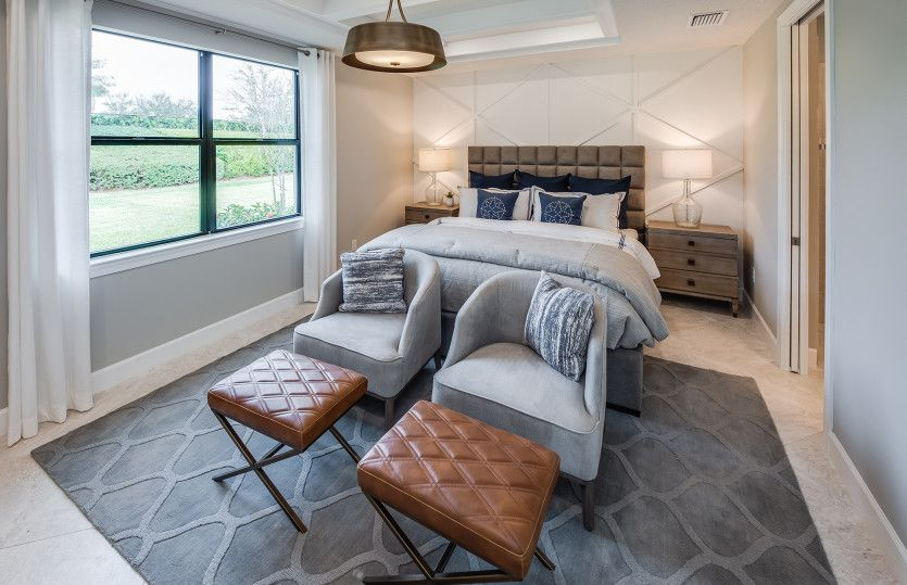 Bedroom featured in the Oasis By Pulte Homes in Indian River County, FL