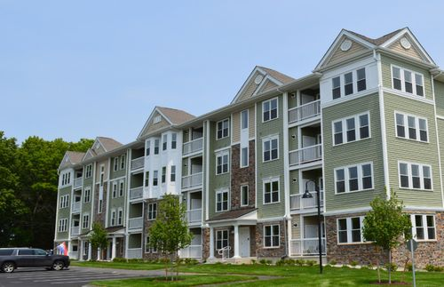 Highcrest at Meadow Walk - Condominium Collection by Pulte Homes in Boston Massachusetts