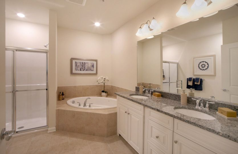 Bathroom featured in the Berkshire By Pulte Homes in Boston, MA