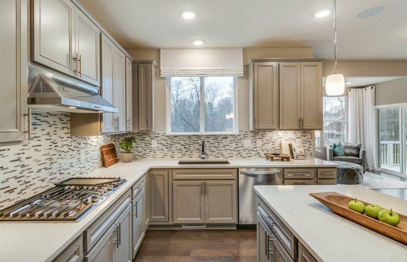 Kitchen featured in the Lauren By Pulte Homes in Detroit, MI