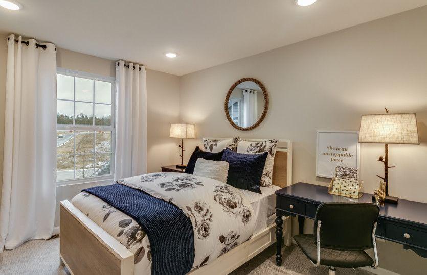 Bedroom featured in the Lauren By Pulte Homes in Detroit, MI