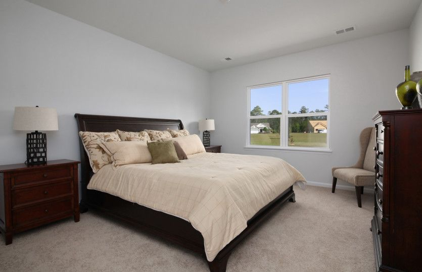 Bedroom featured in the Rosemont By Pulte Homes in Wilmington, NC