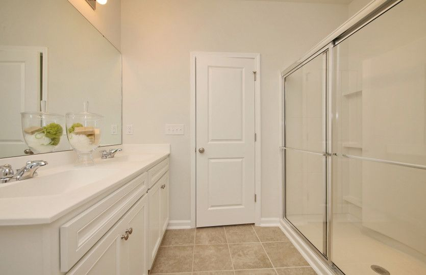 Bathroom featured in the Rosemont By Pulte Homes in Wilmington, NC