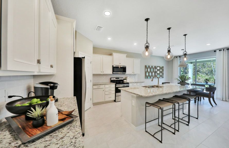 'The Trails at Grand Oaks' by Pulte Homes - Florida - Jacksonville in Jacksonville-St. Augustine
