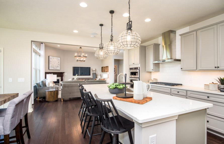'Bear Creek' by Pulte Homes - Indiana - Indianapolis in Indianapolis