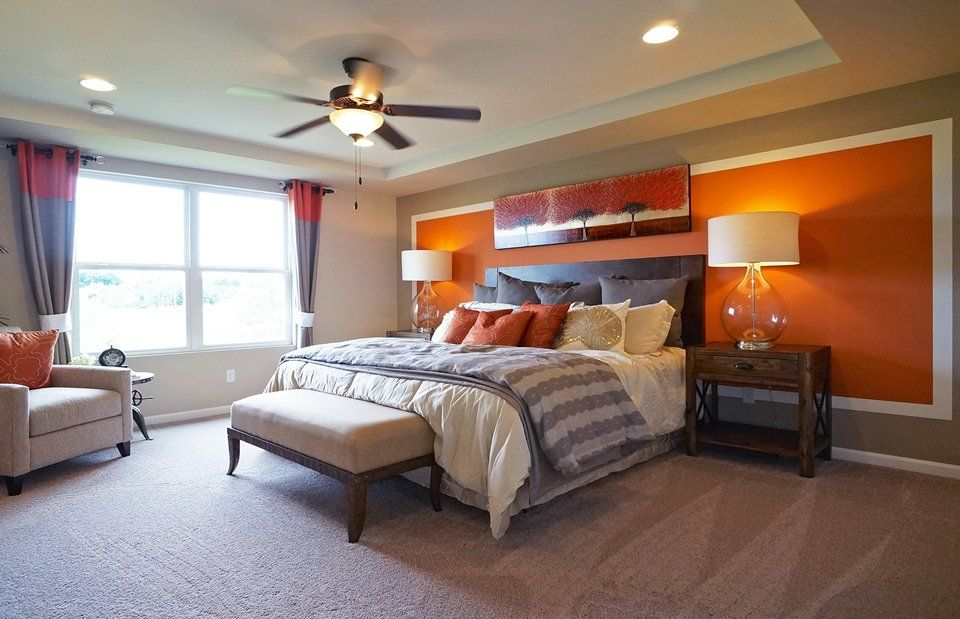 Bedroom featured in the Newberry By Pulte Homes in Cleveland, OH