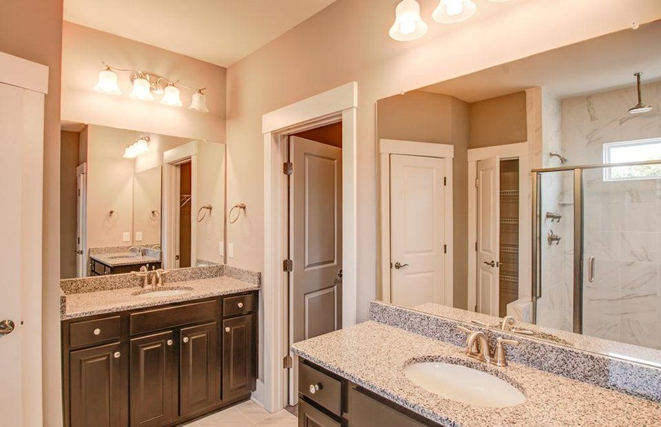 Bathroom featured in the Foxfield By Pulte Homes in Nashville, TN