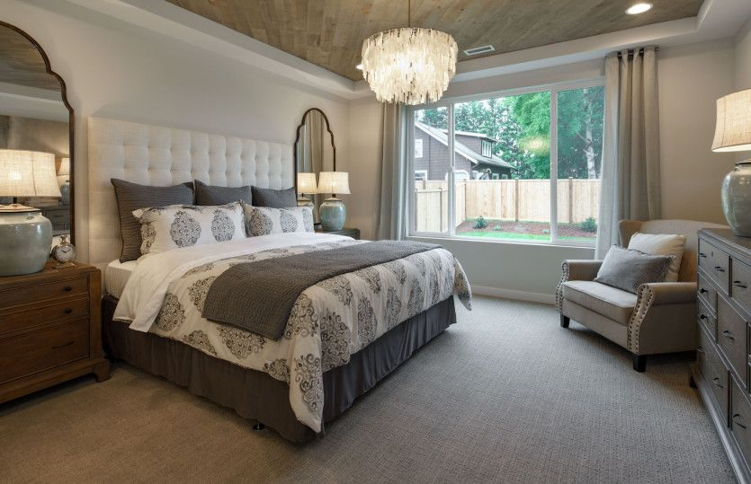 Bedroom featured in the Preserve By Pulte Homes in Seattle-Bellevue, WA