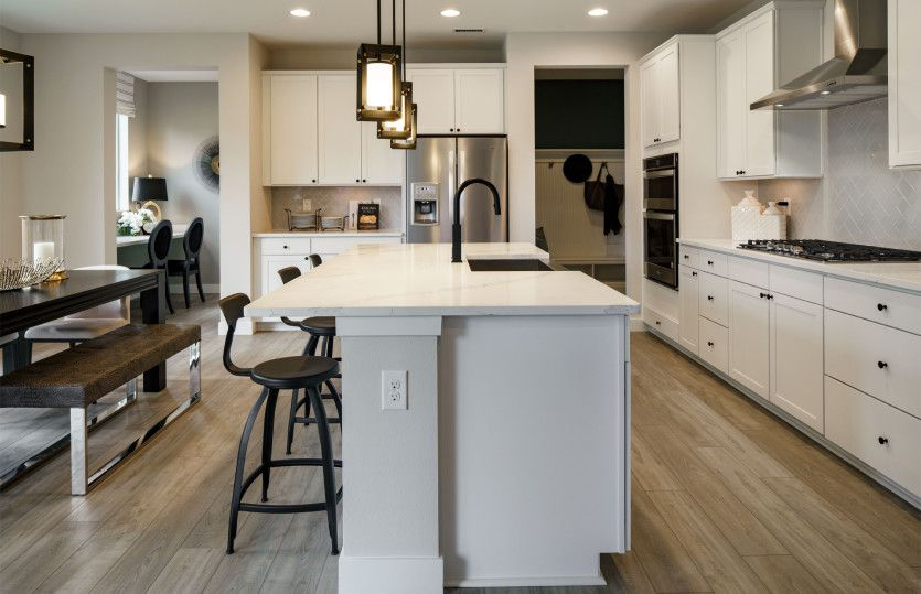 Kitchen featured in the Quincy By Pulte Homes in Seattle-Bellevue, WA