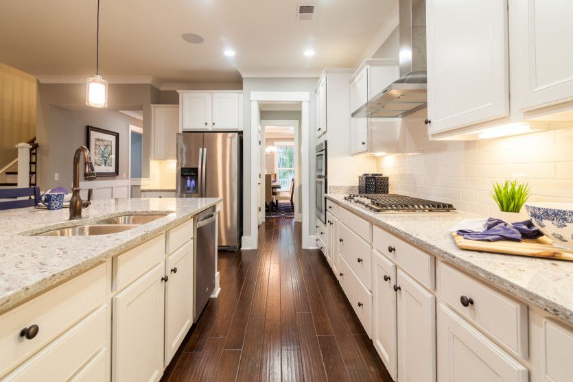 Kitchen featured in the Vanderbilt By Pulte Homes in Myrtle Beach, SC