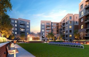 2.2B - Building 3 - The Atrium at MetroWest - Active Adult Community: Fairfax, District Of Columbia - Pulte Homes