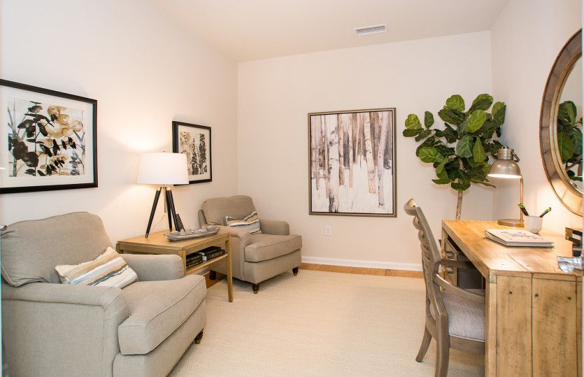 Living Area featured in the Moreland By Pulte Homes in Boston, MA
