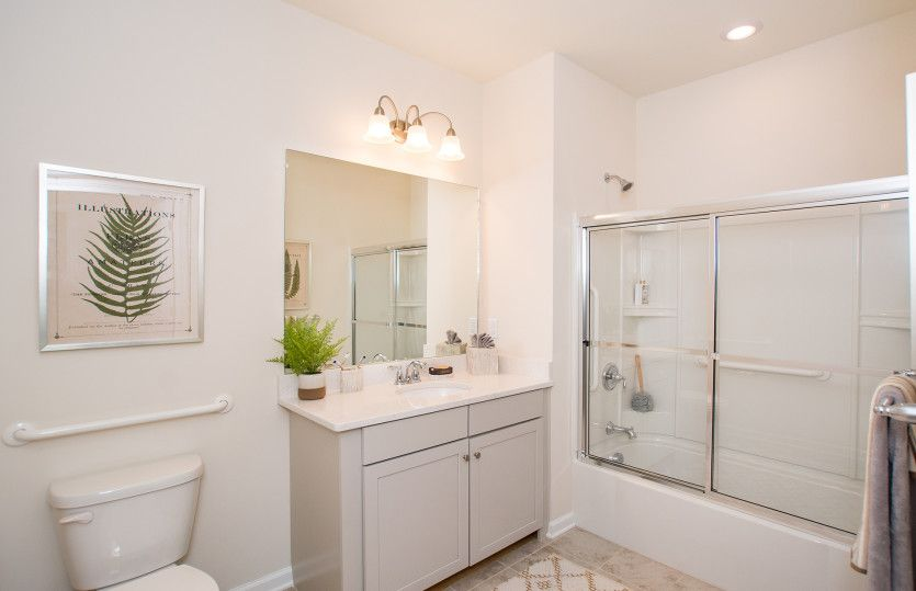 Bathroom featured in the Greenwood By Pulte Homes in Boston, MA