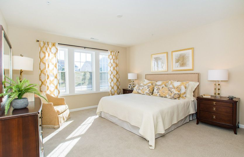 Bedroom featured in the Islebrook By Pulte Homes in Boston, MA