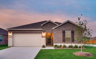 Whitewing Trails by Pulte Homes in Dallas Texas