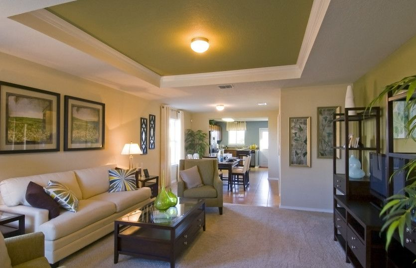 Living Area featured in the Becket By Pulte Homes in Fort Worth, TX