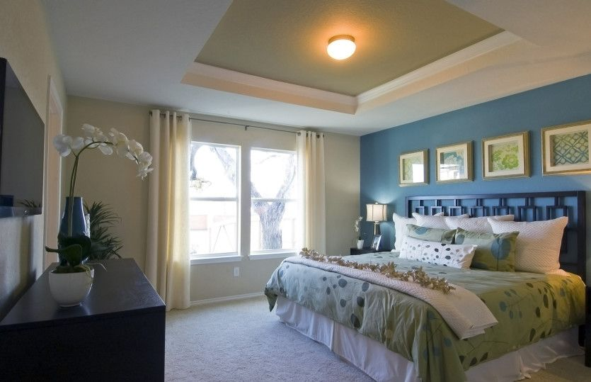 Bedroom featured in the Becket By Pulte Homes in Fort Worth, TX