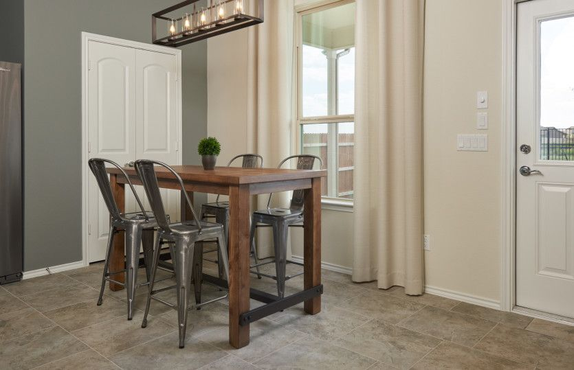 Kitchen featured in the Kisko By Pulte Homes in Fort Worth, TX