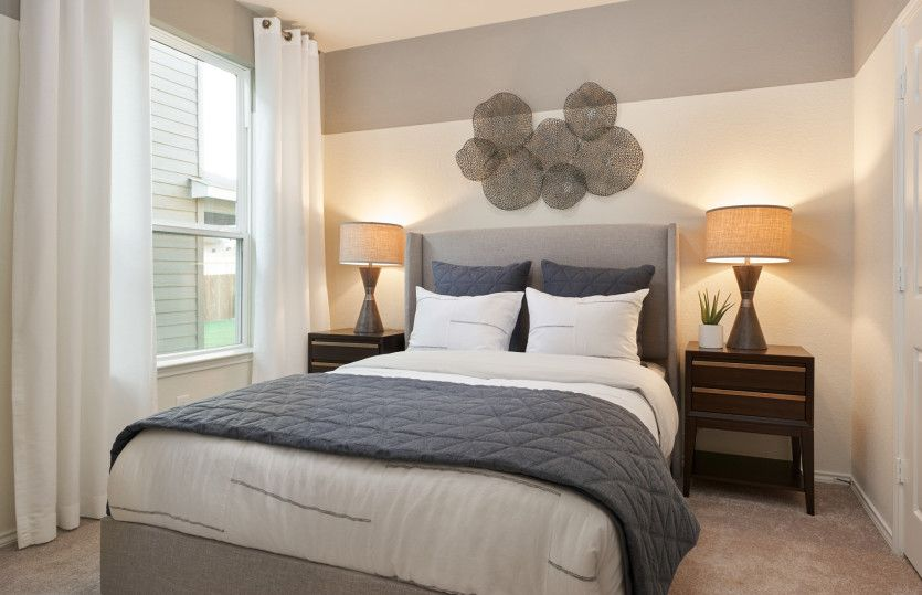 Bedroom featured in the Mesilla By Pulte Homes in Fort Worth, TX