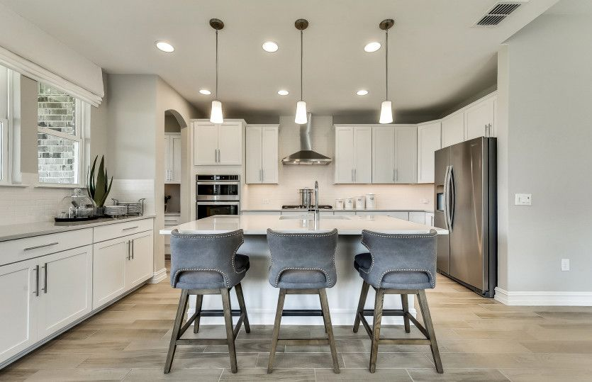 Kitchen featured in the San Marcos By Pulte Homes in Fort Worth, TX