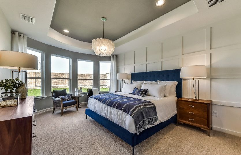 Bedroom featured in the San Marcos By Pulte Homes in Dallas, TX