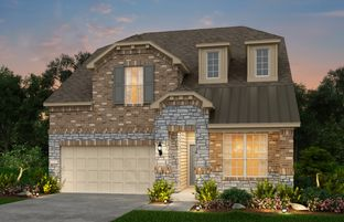 Saddlebrook - Southglen: Boerne, Texas - Pulte Homes