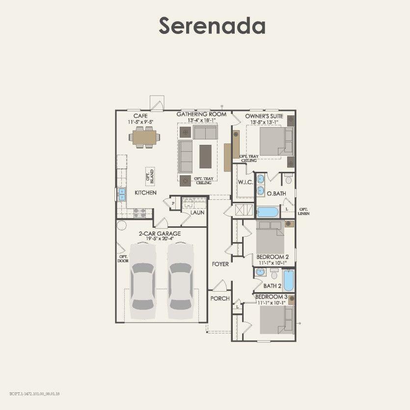 Serenada 6