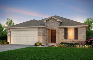 Morgan - Travis Ranch: Forney, Texas - Pulte Homes