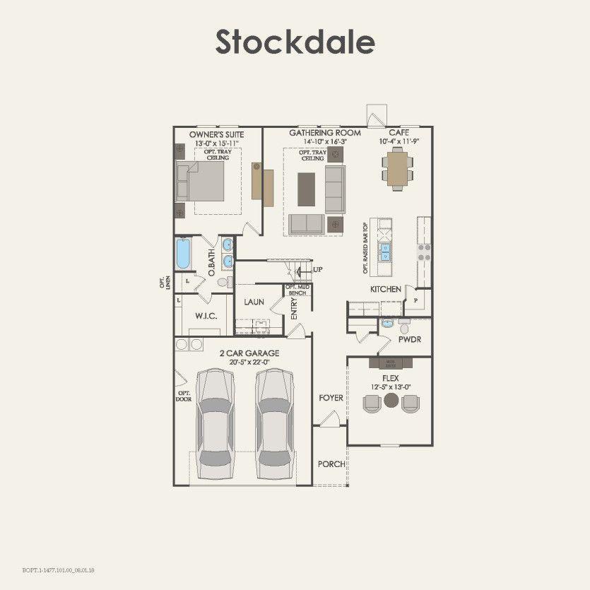 Stockdale 32