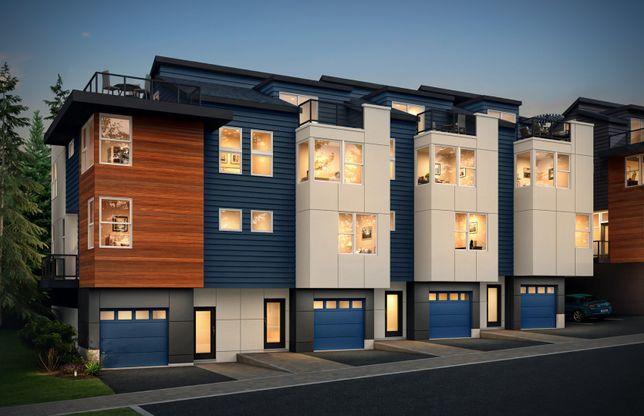 Residence II:66 Degrees - Building 1