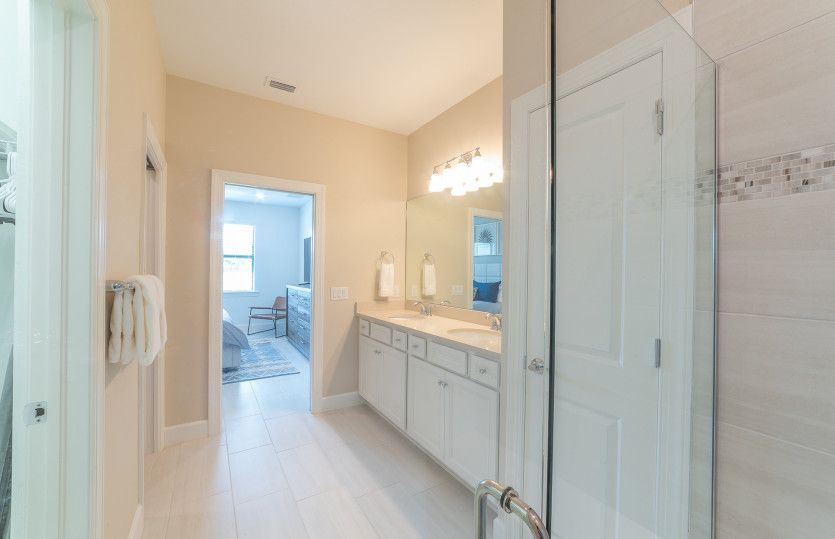 Bathroom featured in the Kendrick By Pulte Homes in Fort Myers, FL