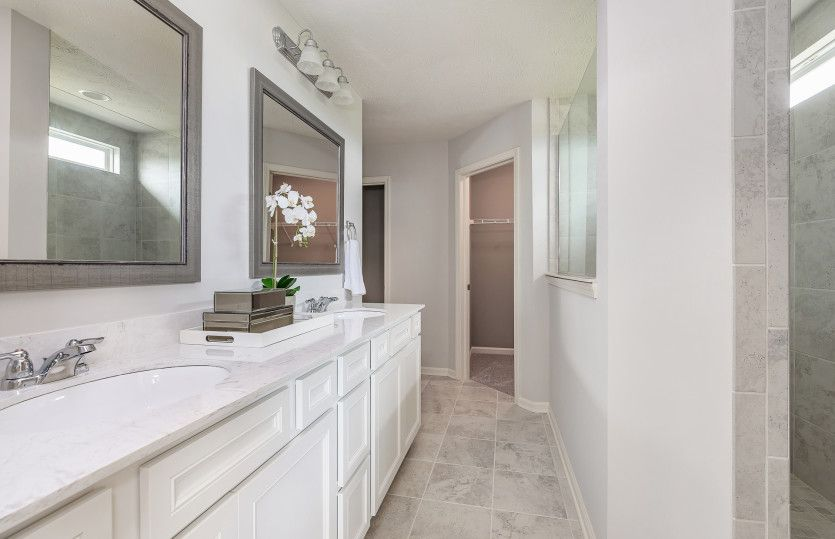 Bathroom featured in the Hilltop By Pulte Homes in Minneapolis-St. Paul, MN