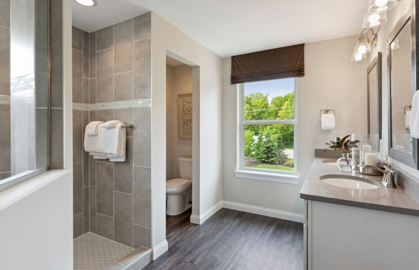 Bathroom featured in the Westchester By Pulte Homes in Minneapolis-St. Paul, MN