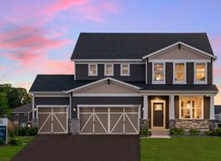 Continental - Trillium Cove - Expressions Collection: Prior Lake, Minnesota - Pulte Homes