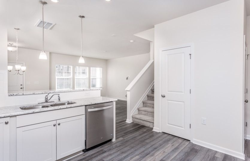 Kitchen featured in the Sierra By Pulte Homes in Raleigh-Durham-Chapel Hill, NC