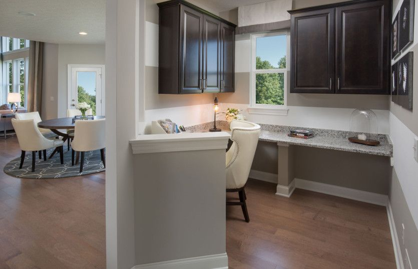 Living Area featured in the Castleton By Pulte Homes in Columbus, OH