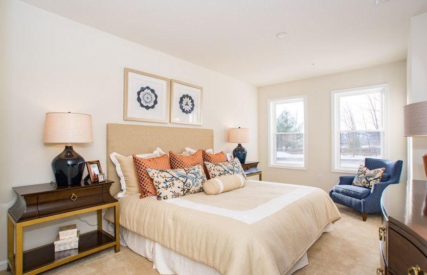 Bedroom featured in the Dartmore By Pulte Homes in Boston, MA