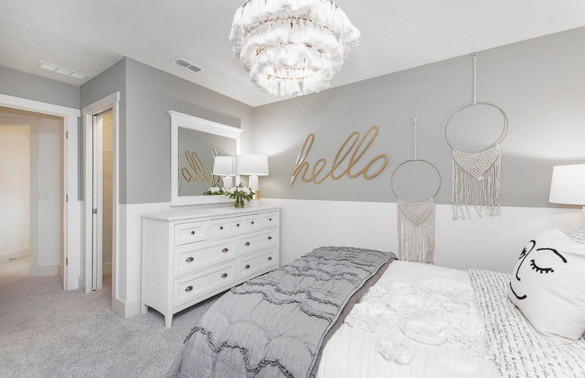 Bedroom featured in the Deer Valley By Pulte Homes in Indianapolis, IN