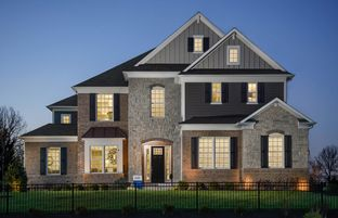 Truman - Estates at Towne Meadow: Carmel, Indiana - Pulte Homes