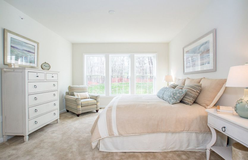 Bedroom featured in the Trentino By Pulte Homes in Boston, MA