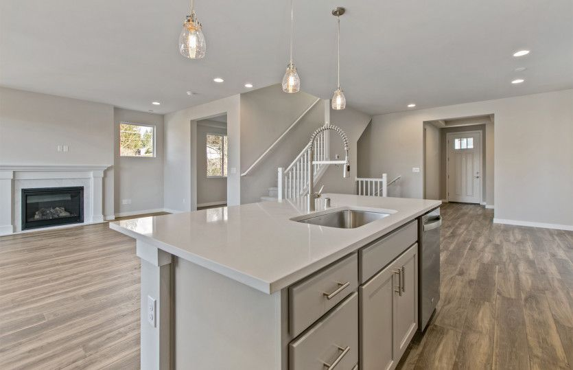 Kitchen featured in the Edmonds By Pulte Homes in Seattle-Bellevue, WA