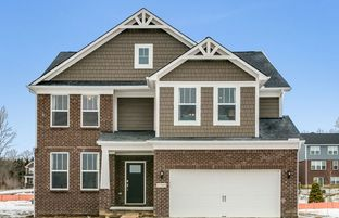 Waverly - Woodland Hills: Sterling Heights, Michigan - Pulte Homes